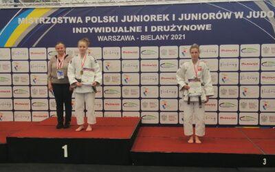 Złoto i brąz dla AZS-u Opole na Mistrzostwach Polski Juniorek i Juniorów