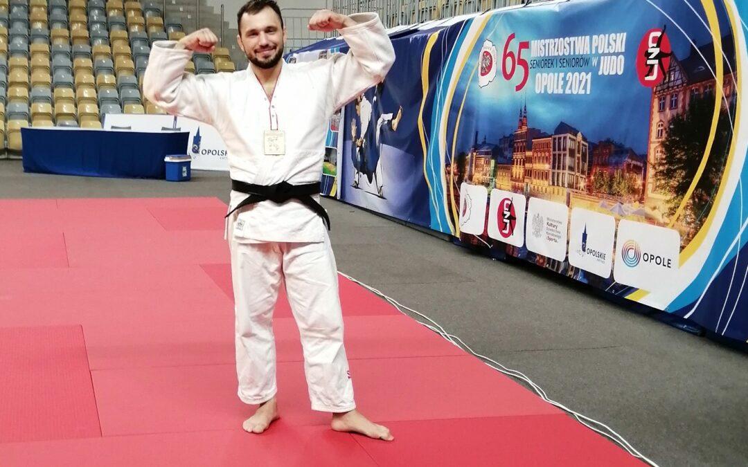 Złoto, srebro, brąz i zwycięstwo w klasyfikacji medalowej mężczyzn podczas Mistrzostw Polski Seniorów w Opolu